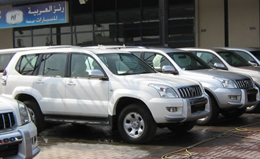 Land Cruiser Prado Автомобили из ОАЭ